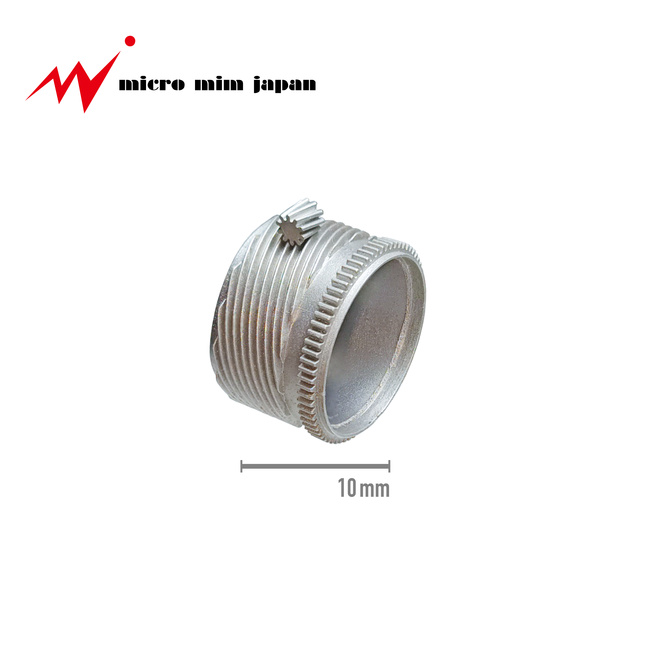 Helical gear and spur gear