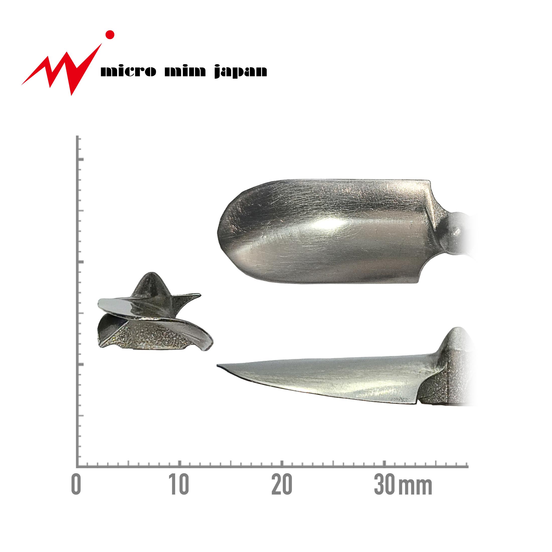 Titanium Ti propeller