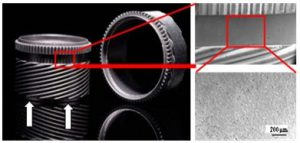 helical gear spur gear